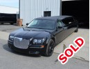 2008, Chrysler 300, Sedan Stretch Limo, Royale