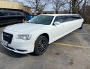 2015, Chrysler 300, Sedan Stretch Limo
