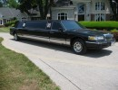 1997, Lincoln Town Car, Sedan Stretch Limo, Krystal