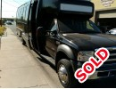 2006, Ford F-550, Mini Bus Shuttle / Tour, Krystal
