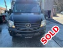 Used 2016 Mercedes-Benz Sprinter Van Shuttle / Tour  - Yonkers, New York    - $26,500