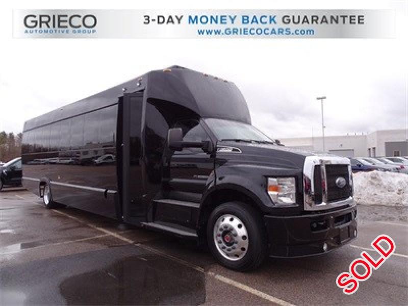 Used 2019 Ford F-650 Motorcoach Limo Tiffany Coachworks - RAYNHAM, Massachusetts - $89,900