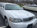 2005, Lincoln Continental, Sedan Stretch Limo