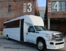 2016, Ford F-550, Mini Bus Limo, Tiffany Coachworks