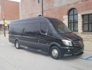 2016, Mercedes-Benz Mercedes Benz 4x4, Van Shuttle / Tour, Battisti Customs