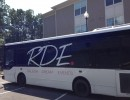 2004, Blue Bird LTC-40, Motorcoach Bus Party Limo, Blue Bird