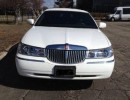 1998, Lincoln Town Car, Sedan Stretch Limo, Krystal