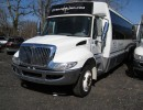 2008, International 3200, Motorcoach Bus Executive Shuttle, Krystal