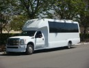 2014, Ford F-550, Motorcoach Bus Executive Shuttle