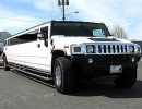 2007, Hummer H2, SUV Stretch Limo, LimeLite Coach Works