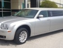 2009, Chrysler 300, Sedan Stretch Limo, Executive Coach Builders