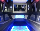 2013, Ford E-450, Motorcoach Bus Party Limo, American Limousine Sales