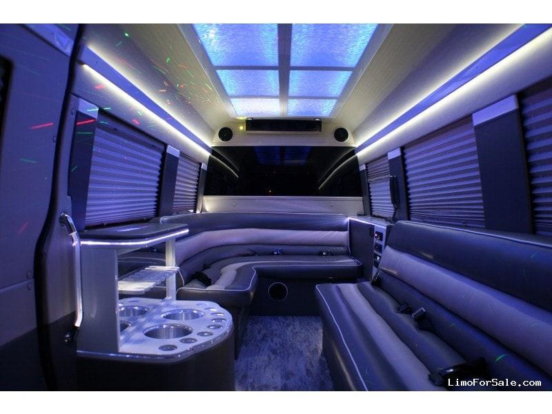 Used 2014 mercedes benz sprinter van shuttle tour for Mercedes benz springfield missouri
