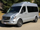 2014, Mercedes-Benz Sprinter, Van Executive Shuttle, Automotive Designs & Fabrication