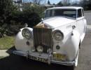 1953, Rolls-Royce Wraith, Antique Classic Limo