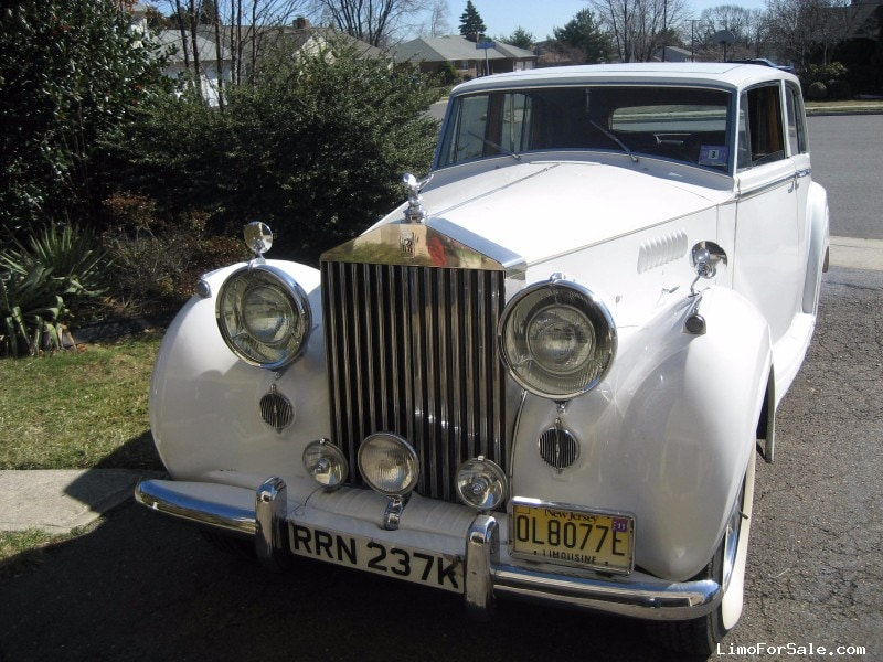 used 1953 rolls royce wraith antique classic limo south amboy new jersey 50 000 limo for. Black Bedroom Furniture Sets. Home Design Ideas