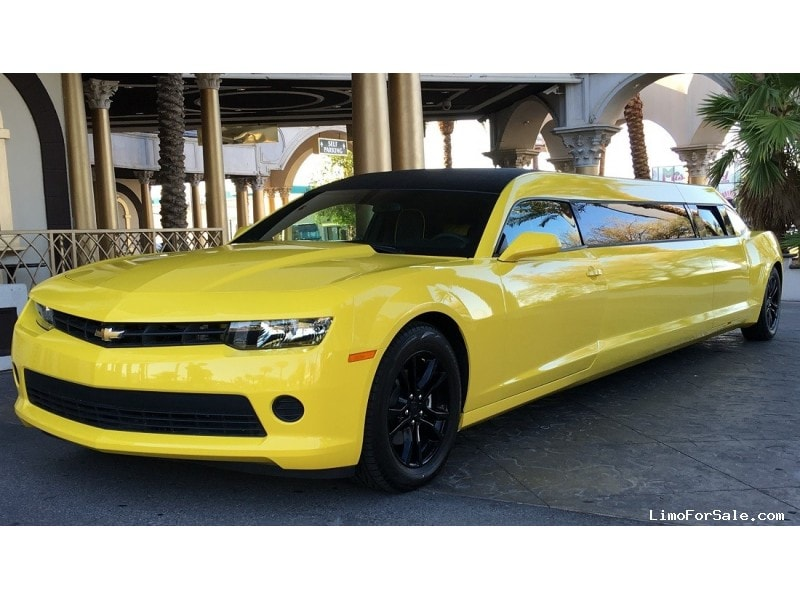 Nevada Auto Sound >> New 2015 Chevrolet Camaro Sedan Stretch Limo Signature Limousine Manufacturing - Las Vegas ...