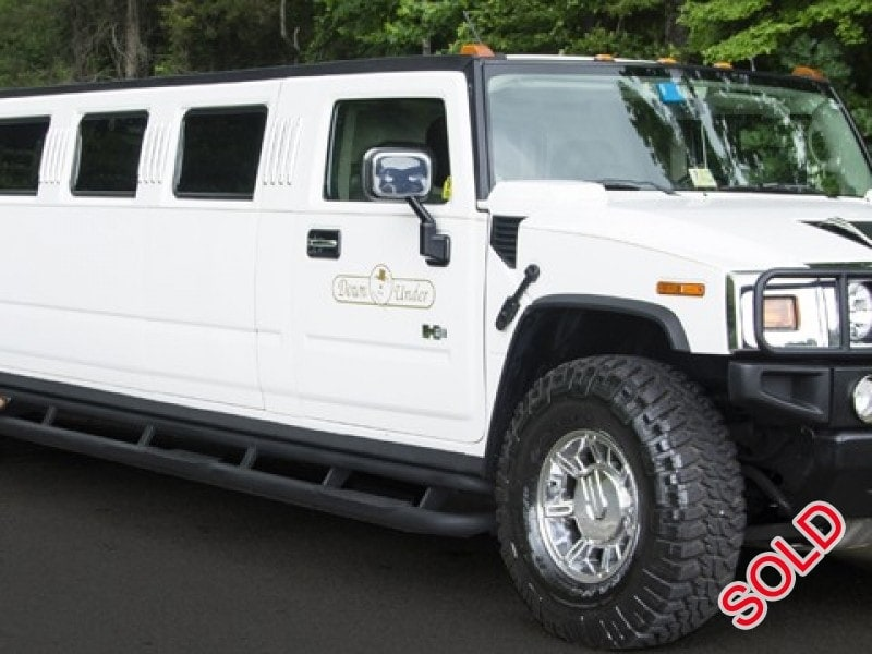 used 2003 hummer h2 suv stretch limo oilville virginia 43 900 limo for sale. Black Bedroom Furniture Sets. Home Design Ideas