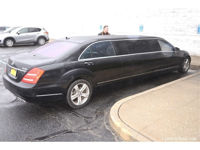 used 2012 mercedes benz s550 sedan stretch limo tiffany coachworks oaklyn new jersey. Black Bedroom Furniture Sets. Home Design Ideas
