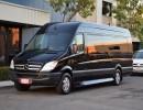 2013, Mercedes-Benz Sprinter, Van Executive Shuttle, Battisti Customs