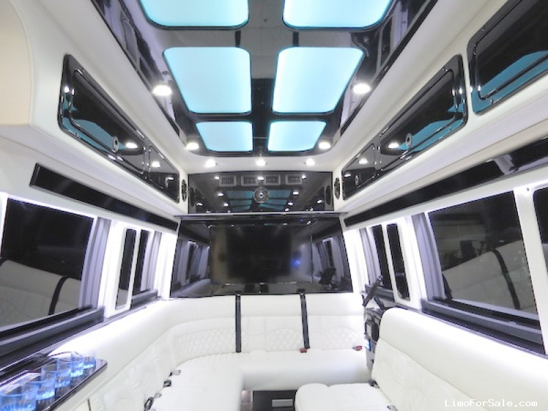 new 2015 mercedes benz sprinter van limo midwest automotive designs oaklyn new jersey. Black Bedroom Furniture Sets. Home Design Ideas