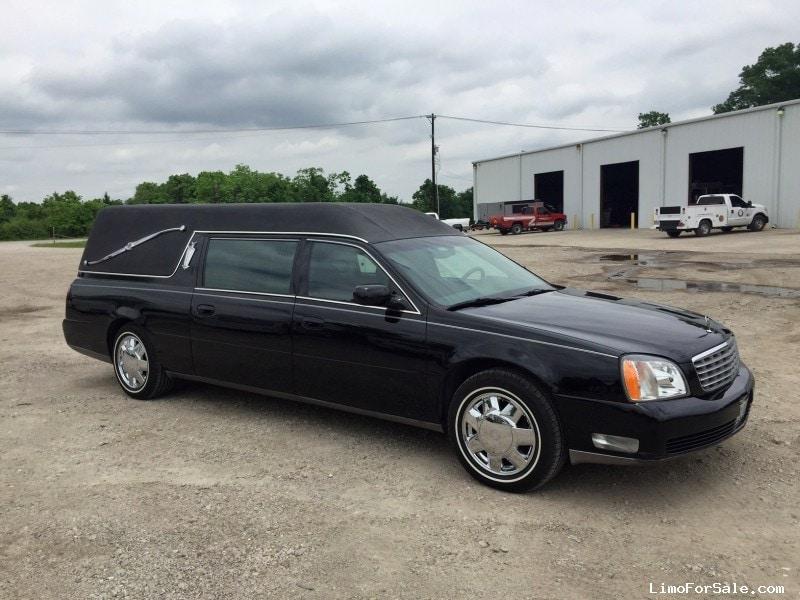 Used 2001 Cadillac De Ville Funeral Hearse Federal