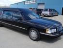 1998, Cadillac De Ville, Funeral Hearse, Accubuilt