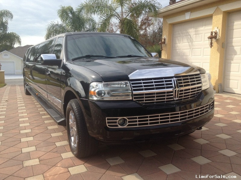 used 2008 lincoln navigator l suv stretch limo lebanon indiana 31 300 limo for sale. Black Bedroom Furniture Sets. Home Design Ideas