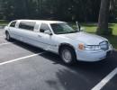 2002, Lincoln Town Car L, Sedan Stretch Limo, Tiffany Coachworks
