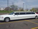 2007, Lincoln Town Car L, Sedan Stretch Limo, Tiffany Coachworks