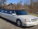 2000, Cadillac De Ville, Sedan Stretch Limo