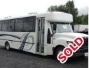 2012, IC Bus HC Series, Mini Bus Shuttle / Tour, Champion