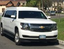 2015, Chevrolet Tahoe, SUV Stretch Limo, American Limousine Sales