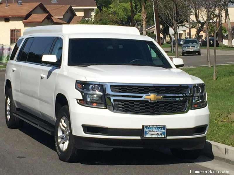 Used 2015 Chevrolet Tahoe SUV Stretch Limo American Limousine Sales - Los angeles, California - $61,995