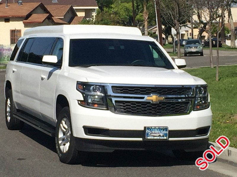 used 2015 chevrolet tahoe suv stretch limo american. Black Bedroom Furniture Sets. Home Design Ideas
