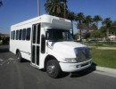 2004, International 3200, Mini Bus Limo, American Limousine Sales