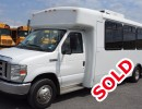 Used 2012 Ford E-450 Mini Bus Shuttle / Tour Champion - Kankakee, Illinois - $25,000