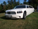 2008, Dodge Charger, Sedan Stretch Limo, Springfield