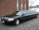 2011, Lincoln Town Car, Sedan Stretch Limo, LCW