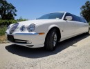 2001, Jaguar S-Type, Sedan Stretch Limo