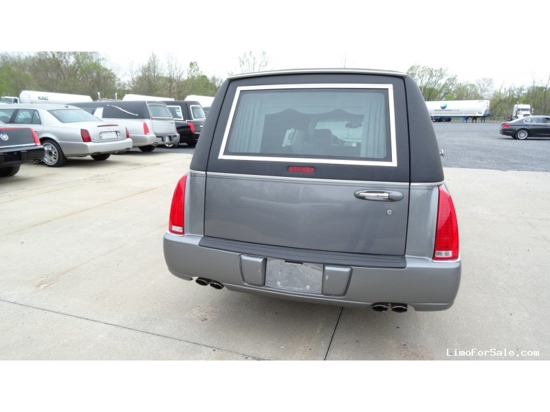 Used 2007 Cadillac DTS Funeral Hearse Eagle Coach pany