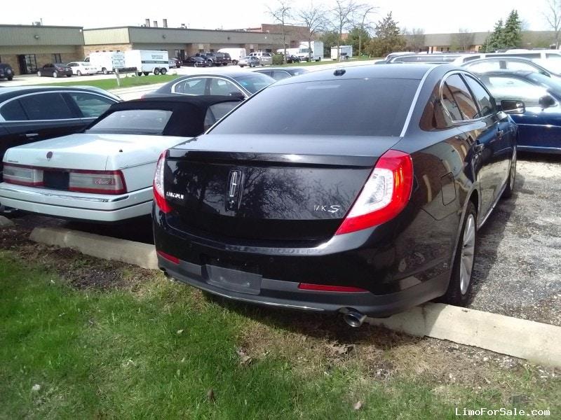 Used 2014 Lincoln MKS Sedan Limo  - Winona, Minnesota - $12,500