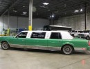 1989, Lincoln Town Car L, Sedan Stretch Limo, DaBryan