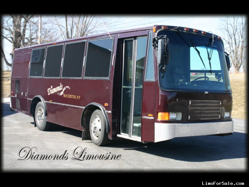 Used 1994 Spartan Bus Mini Bus Limo Classic - r henrietta, New York    - $12,900