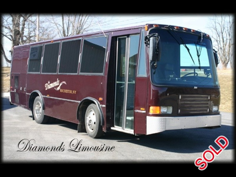Used 1994 Spartan Bus Mini Bus Limo Classic - r henrietta, New York    - $12,000