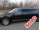2013, Lincoln MKT, Funeral Limo, Accubuilt