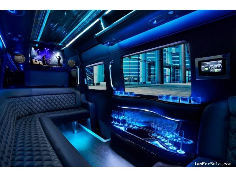 Used 2015 Mercedes-Benz Sprinter Van Limo Grech Motors - Wheeling, West Virginia    - $87,999