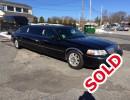 Used 2007 Lincoln Town Car Sedan Stretch Limo Krystal - Cranston, Rhode Island    - $4,900