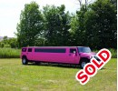 Used 2007 Hummer H2 SUV Stretch Limo VIP Coachworks - Lenox, Michigan - $29,900