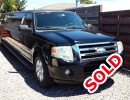 2008, Ford Expedition EL, SUV Stretch Limo, Krystal